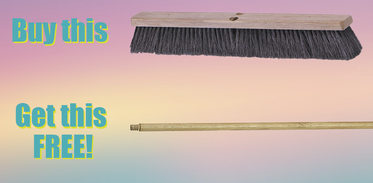 HDi Floor brushes