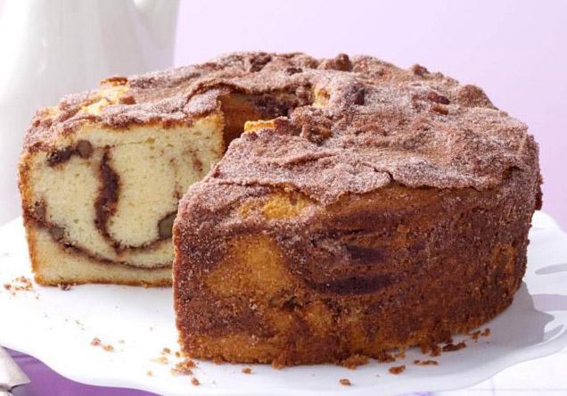 HDi Recipe Cinnamon Coffee Cake