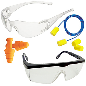 HDi Eye and Ear Protection