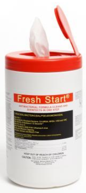 HDi Fresh Start Antibacterial Wipes