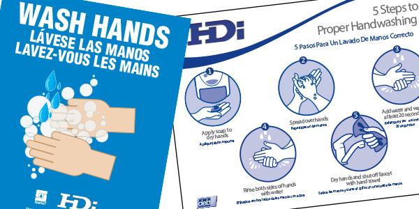 HDi Proper Handwashing