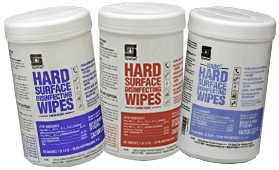 Spartan Hard Surface Wipes