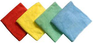 HDi Microfiber Cloths