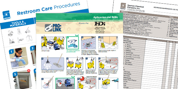 HDi Procedures and Training Charts