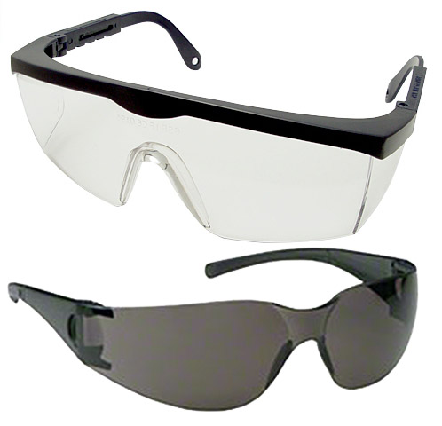 HDi Safety Glasses Eye Protection