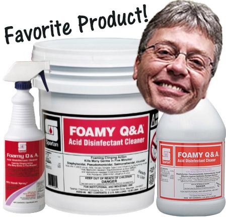 HDi Foamy Q&A