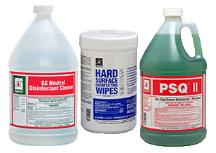 HDi Coronavirus Disinfectants