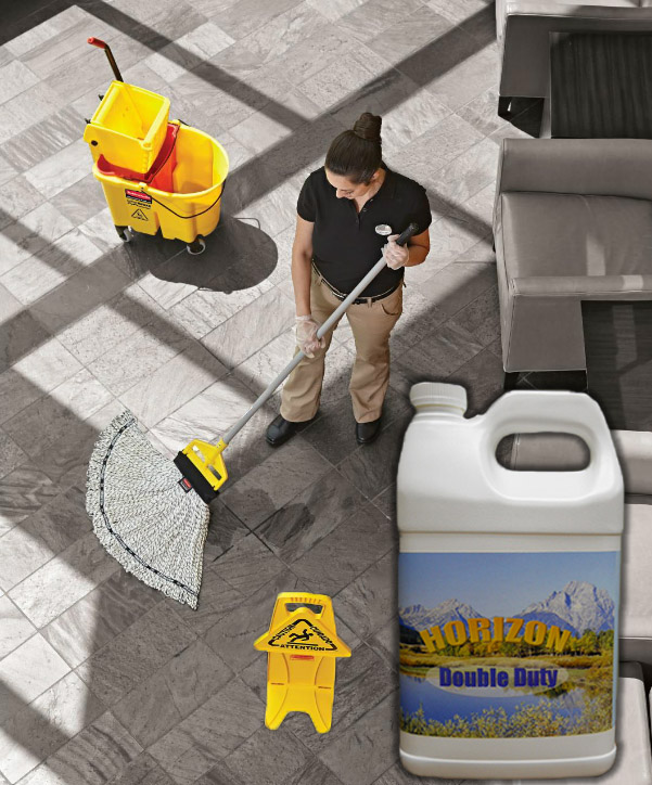 HDi Double Duty Neutral Floor Cleaner