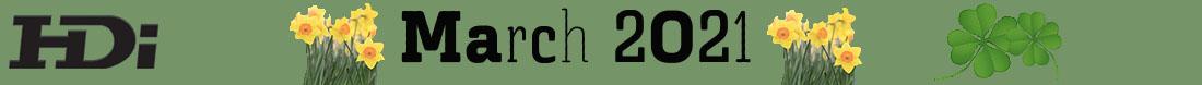 HDi Advantage March 2021