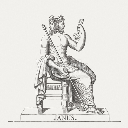 HDi January is named for Janus