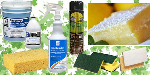 HDi Advantage March 2017, Horizon Glass Plus, cellulose sponges, Xcelente, Xtreme Custome Car Wash, Lemon Pie Bars