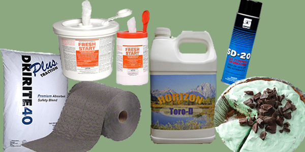 HDi Advantage Newsletter HDi Advantage March 2021, Absorbants, Disinfecting Wipes, Toro-D Degreaser, SD-20 Foaming Degreaser, Grasshopper Pie