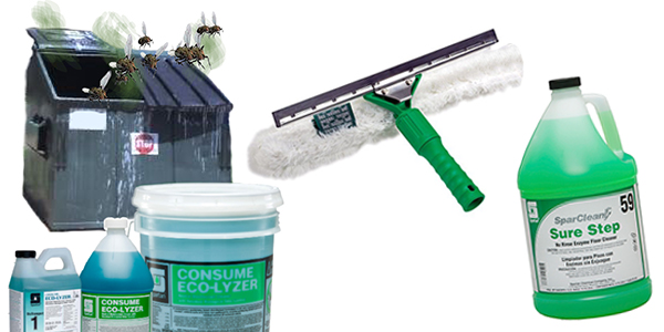 HDi Advantage Newsletter May 2016-  Consume ecolyzer for dumpsters, sparclean sure step kitchen degreaser, visa versa window washer