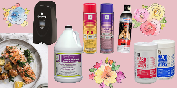 HDi Advantage Newsletter May 2021- Chase Aircare, Lemon Blossom Hand Sanitizer, Insect Killer, Spartan Wipes are back in stock